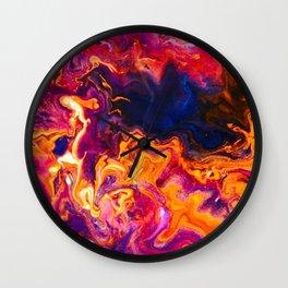 Disco Wall Clock