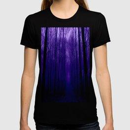 Deep Purple Forest T-shirt
