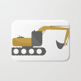excavator Bath Mat