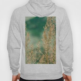Grass on the water Hoody