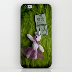 Did not mean to hurt you.... iPhone & iPod Skin