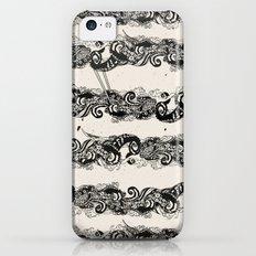 Ocean Sushi Stripe iPhone 5c Slim Case