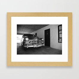 Route 66 Classic Car 2012 Framed Art Print
