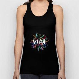 Sleeveless Top - Mandala Top by VIDA VIDA