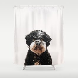 Buster Shower Curtain