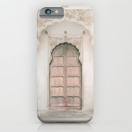 Jodhpur Doorway iPhone Case