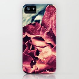 Cold, Cold Heart iPhone Case