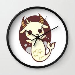 Shu Wall Clock