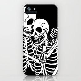 Backstabber iPhone Case