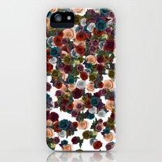 mini floral iPhone (5, 5s) Slim Case