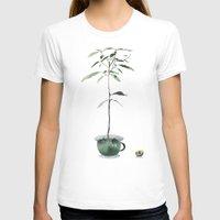 avocado T-shirts featuring Avocado Tree by J Arell