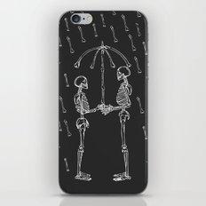 Raining Bone iPhone & iPod Skin