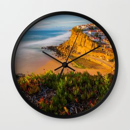 Colares - Portugal (RR198) Wall Clock