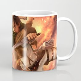 Captain Levi Coffee Mug