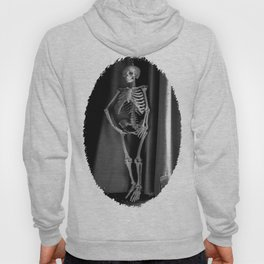 The Skeleton by the Printer Hoody