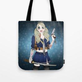 Babydoll Tote Bag