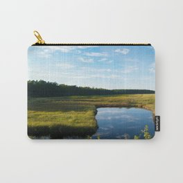 Alligator River National Wildlife Refuge Outer Banks NC OBX  Carry-All Pouch