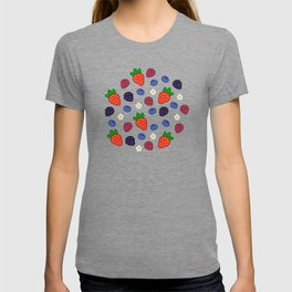 Mixed Berry Smoothie T-shirt