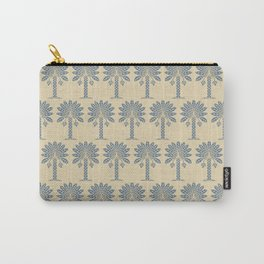 Kashmir Blue Spice Moods Palm Carry-All Pouch