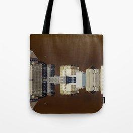 Floating City Tote Bag
