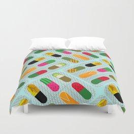 FruitPills Duvet Cover