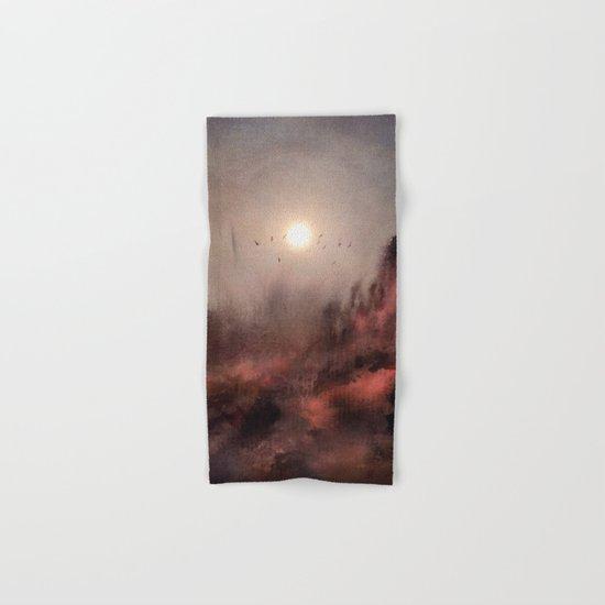 Calling The Sun c.o. Hand & Bath Towel