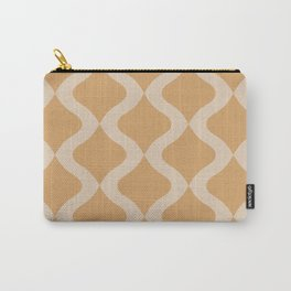 Alva Pattern - Honey Carry-All Pouch