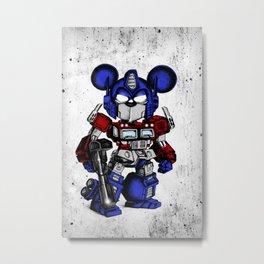 Optimouse Prime | Transformers Metal Print