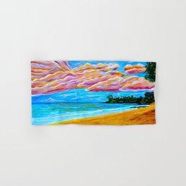 Pāʻia Bay Sunrise Hand & Bath Towel