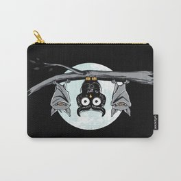 Cute Owl In The Night Carry-All Pouch