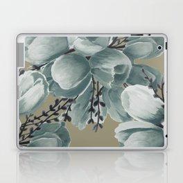 Spring Tulips Neutral  Laptop & iPad Skin