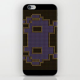 Space Invader iPhone Skin