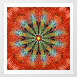 Mandala 14.3 Art Print