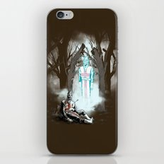 The Fallen Templar iPhone & iPod Skin