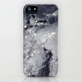 207. 2016 Blizzard by Moonlight iPhone Case