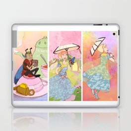 The Fairy and the Thimble Laptop & iPad Skin