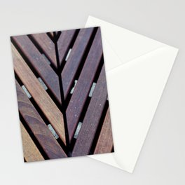 Wooden Bench Stationery Cards