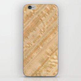 Eucalyptus Wood iPhone Skin