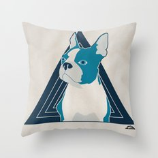 In Dog We Trust. Throw Pillow