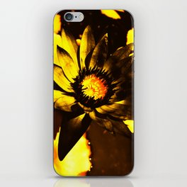 Water Lily iPhone Skin