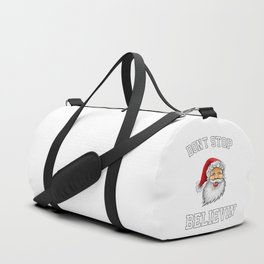 Don'T Stop Believin Duffle Bag