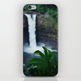 Hawaii Falls iPhone Skin