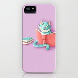 Chesire Cat iPhone Case