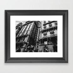 NYC I Framed Art Print