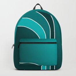 Green Bars Backpack
