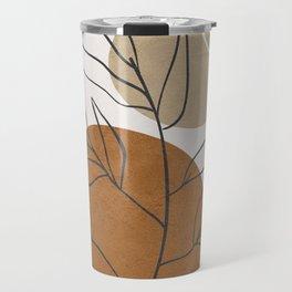 Abstract Shapes 10 Travel Mug