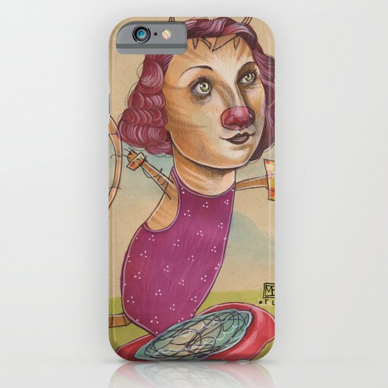 KITTY'S WATER WINGS iPhone & iPod Case