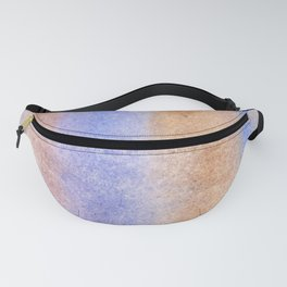 Worn Fanny Pack