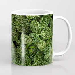 Leafs of Green (Color) Coffee Mug