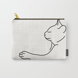 Sleeping Cat I Carry-All Pouch